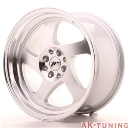 Japan Racing JR15 17x9 ET25 5x108/112 Machined S