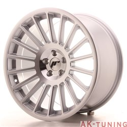 Japan Racing JR16 18x9.5 ET30 5x112 Machined Silve | JR1618955L3074S