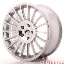 Japan Racing JR16 19x8.5 ET40 5x112 Silver Machine
