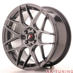 Japan Racing JR18 17x8 ET35 5x100/114 Hiper Black