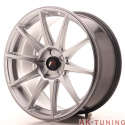 Japan Racing JR11 19x8.5 ET35-40 5H Blank HiperS