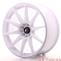 Japan Racing JR11 19x8.5 ET20 5x114/120 White