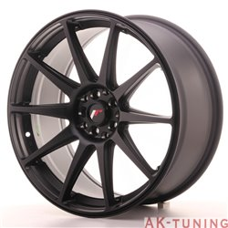 Japan Racing JR11 19x8.5 ET40 5x112/114.3 Matt Bla
