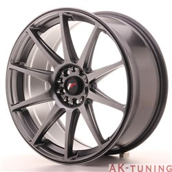 Japan Racing JR11 19x8.5 ET35 5x100/120 Hiper Blac