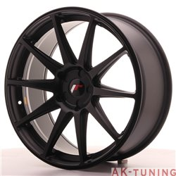 Japan Racing JR11 20x8.5 ET35 5H Blank Matt Black