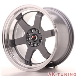 Japan Racing JR12 18x10 ET20 5x114/120 Gun Metal | JR121810MG2074GM