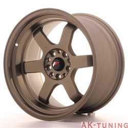 Japan Racing JR12 18x10 ET25 5x112/114.3 Bronze | JR121810ML2574BZ