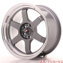 Japan Racing JR12 18x9 ET25 5x114/120 Gun Metal