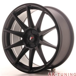 Japan Racing JR11 19x8.5 ET35-40 5H Blank MattB