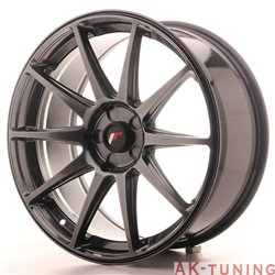 Japan Racing JR11 19x8.5 ET35-40 5H Blank HiperB